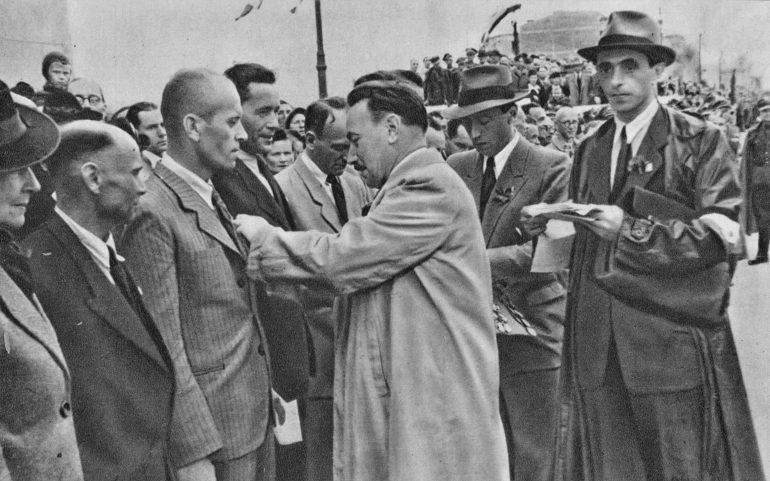 19 stycznia 1947 r. – komuniści fałszują wybory parlamentarne w Polsce